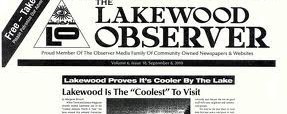 Lakewood Observer Special Advertising Rates