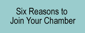 Six Reasons to Join Your Chamber