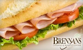 Brennan's Catering Offers Free Delivery & Setup