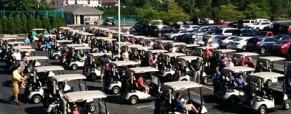 Annual Scramble for Lakewood Golf Outing