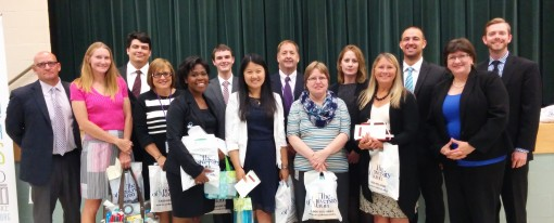 August Meeting: 59th Annual New Teachers Luncheon