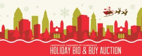 Sponsor or Donate to the Holiday Bid & Buy Online Auction