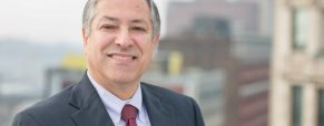 Luncheon with Cuyahoga County Executive Armond Budish