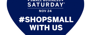 Small Business Saturday is November 24th