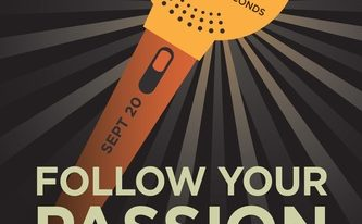 Follow Your Passion: Powered By PechaKucha 20 X 20