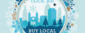 Sponsor Now! The Click⋅Bid⋅Buy Local! Online Auction is Accepting Donations and Sponsors!