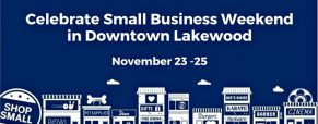 Small Business Weekend is November 23-25