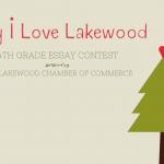 """Why I Love Lakewood"" 4th Grade Essay Contest – Contest Deadline: November 13, 2020"