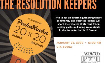 The Resolution keepers: pechakucha 2021