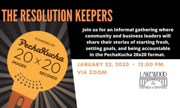 The Resolution keepers: pechakucha 2021