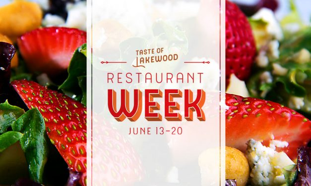 Taste of Lakewood Restaurant week –                      restaurants register here