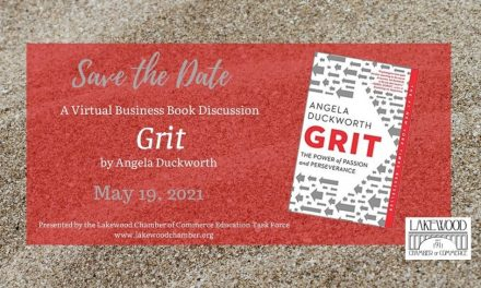 2021 Book Discussion – Grit: The Power of Passion and Perseverance